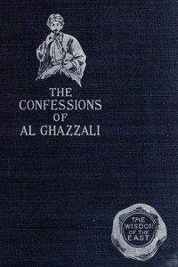 Cover of The Confessions of Al Ghazzali