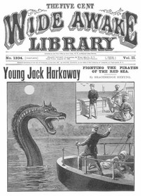 Cover of Young Jack Harkaway Fighting the Pirates of the Red Sea