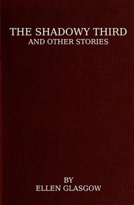 Cover of The Shadowy Third, and Other Stories