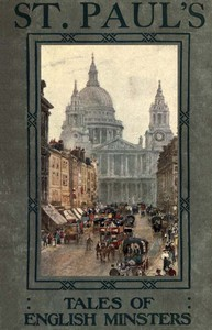 Cover of Tales of English Minsters: St. Paul's