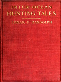 Cover of Inter-Ocean Hunting Tales
