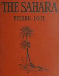 Cover of The Sahara