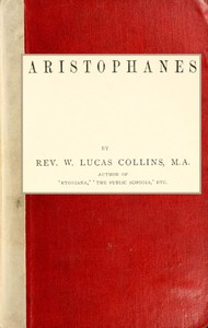 Cover of Aristophanes