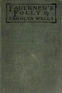 Cover of Faulkner's Folly