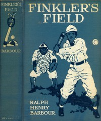Cover of Finkler's Field: A Story of School and Baseball