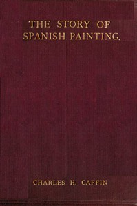 Cover of The Story of Spanish Painting