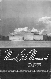 Cover of Mound State Monument, Moundville, Alabama