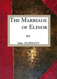 Cover of The Marriage of Elinor