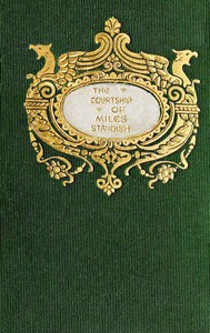 Cover of The Courtship of Miles Standish