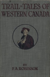Cover of Trail-Tales of Western Canada