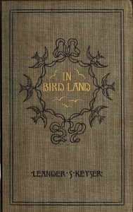 Cover of In Bird Land