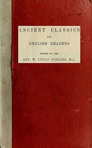 Cover of Homer: The Iliad; The Odyssey