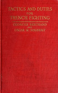 Cover of Tactics and Duties for Trench Fighting