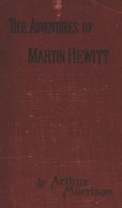 Cover of Adventures of Martin Hewitt, Third Series