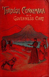 Cover of Through Connemara in a governess cart