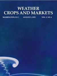 Cover of Weather, Crops, and Markets. Vol. 2, No. 6