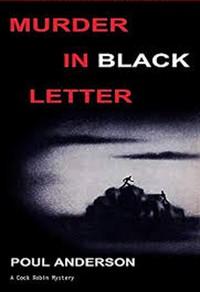 Cover of Murder in Black Letter