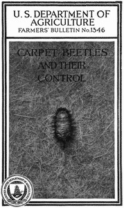 Cover of Carpet Beetles and Their Control