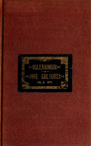 Gleanings in Bee Culture, Vol. III. No. 3