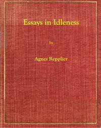 Cover of Essays in Idleness