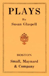 Cover of Plays