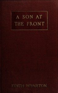 Cover of A Son at the Front