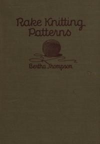 Rake Knitting Patterns