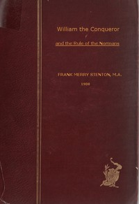 Cover of William the Conqueror and the Rule of the Normans