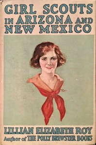 Cover of Girl Scouts in Arizona and New Mexico