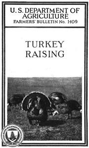 Cover of Turkey Raising