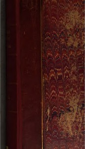 Cover of The Southern Literary Messenger, Volume I., 1834-35