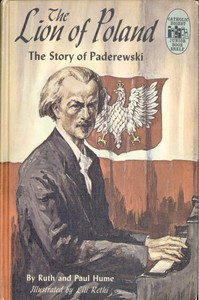 Cover of The Lion of Poland: The Story of Paderewski