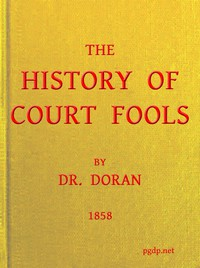 Cover of The History of Court Fools