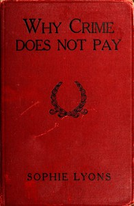 Cover of Why Crime Does Not Pay