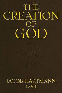 Cover of The Creation of God