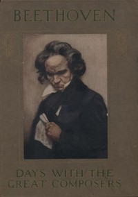 Cover of A Day with Ludwig Beethoven