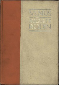 Cover of Venus. To the Venus of Melos