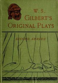 Cover of Original Plays, Second Series