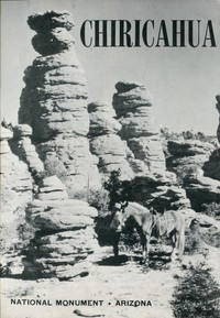 Cover of Chiricahua National Monument (1958)