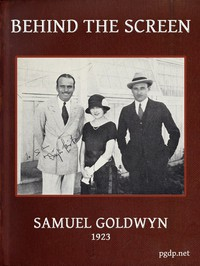 Cover of Behind the Screen
