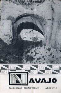 Cover of Navajo National Monument, Arizona (1951)