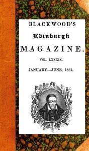 The ExecutorBlackwood's Edinburgh Magazine vol. LXXXIX