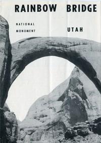 Cover of Rainbow Bridge National Monument, Utah (1951)
