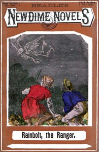Cover of Rainbolt, the Ranger; or, The Aerial Demon of the Mountain