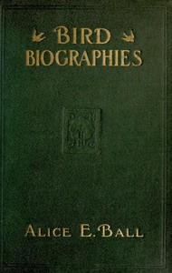 Cover of Bird Biographies