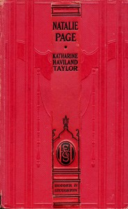 Cover of Natalie Page