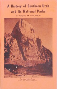 Cover of A History of Southern Utah and Its National Parks (Revised)
