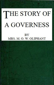 Cover of The Story of a Governess