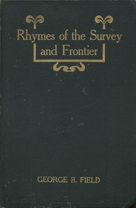 Cover of Rhymes of the Survey and Frontier