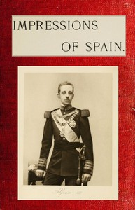 Cover of Impressions of Spain